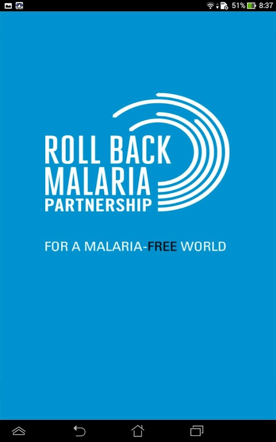 Roll Back Malaria- screenshot