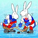 Bob and Bobek: Ice Hockey icon