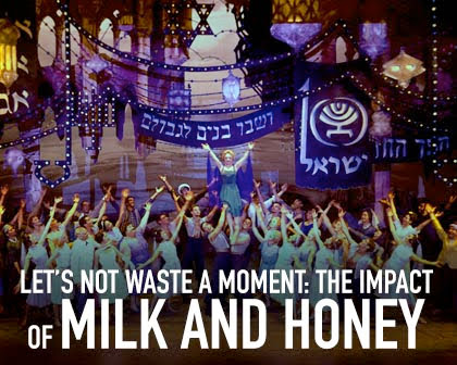 Let's Not Waste A Moment: The Impact of MILK AND HONEY
