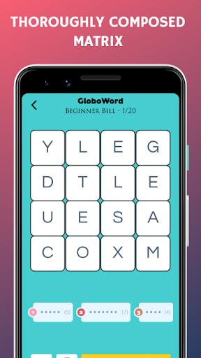Globo Word screenshot 4