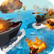 Epic Sea Battle Simulator - Battle Strategy Games