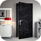 modern design house door