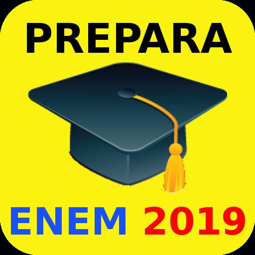 Baixar Prepara ENEM 2019 (Simulado e Redação) para Android