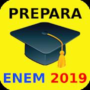 Prepara ENEM 2019 (Simulado e Redação)