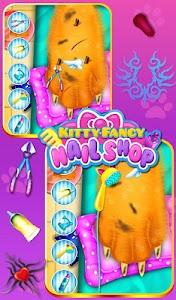 Kitty Fancy Nail Salon Shop v1.0.2