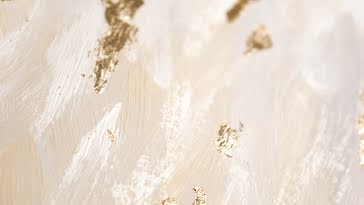 Brushed Gold - Zoom Background Template