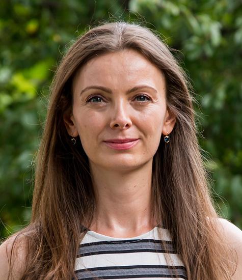Als Softwareentwicklerin widmet sich Mihaela Ion im Züricher Google-Büro der Technik des Private Join and Compute.