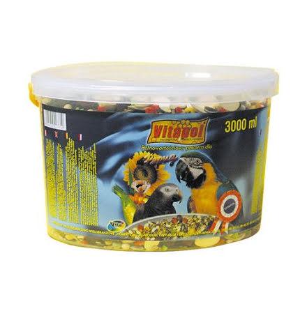 VitaPol Foder Papegoj 1,5kg 3 Liter