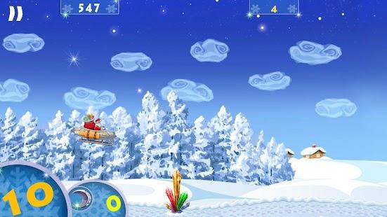 Santa Freeze - náhled