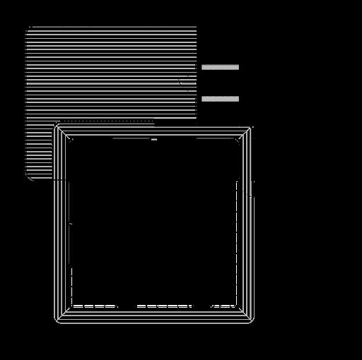 Module Ô30 - Plan aménagé