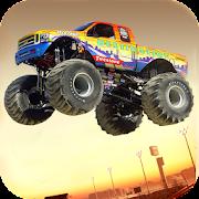 3D Monster Truck Stunts