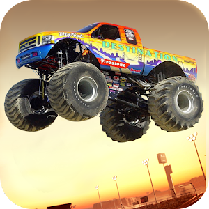 Monster Truck Offroad Stunts for PC and MAC