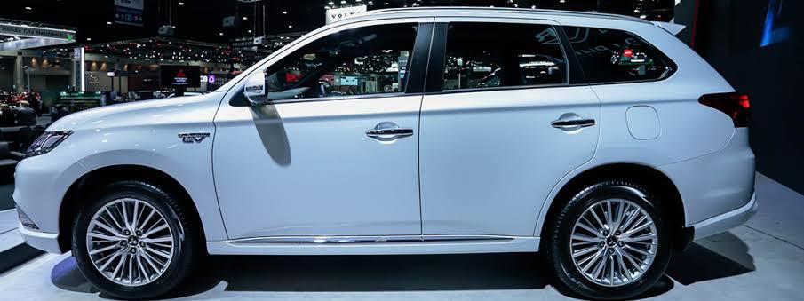 ระบบความปลอดภัยของรถยนต์ : Mitsubishi Outlander PHEV GT Premium