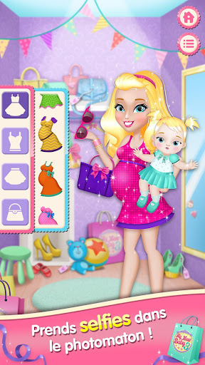 Code Triche My New Baby 3 - Viru00e9e shopping APK MOD screenshots 5