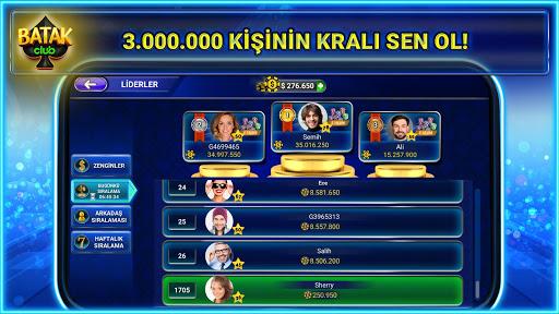 Batak Club: Online Batak Eu015fli Batak u0130haleli Batak Screenshots 3