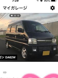 エブリイワゴン DA62W のカスタム事例画像 ℳana︎︎♔*【TEAM Kanmon's】さんの2018年09月10日07:42の投稿