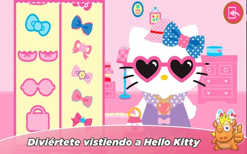 Hello kitty divertidos juegos aplicaciones de android en google play for Juegos de hello kitty jardin