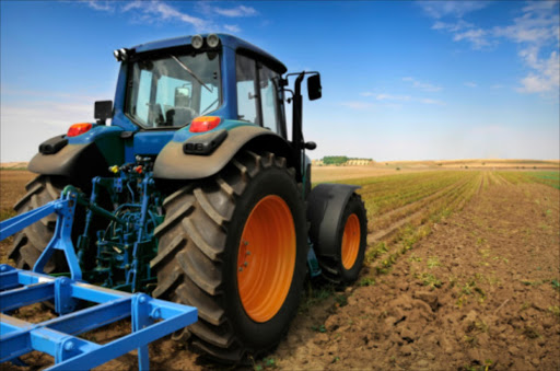 Agriculture tractor. Picture: THINKSTOCK