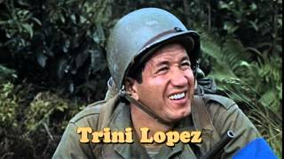 Image result for TRINI LOPEZ IN THE DIRTY DOZEN