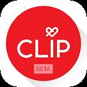 CLiP - 알아서 챙겨주는 신용카드,쿠폰,멤버십 혜택 icon