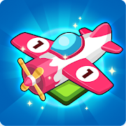 Merge Planes Idle Tycoon: Merge Jet Clicker Games