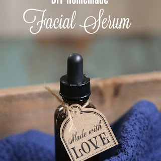 DIY Homemade Facial Serum