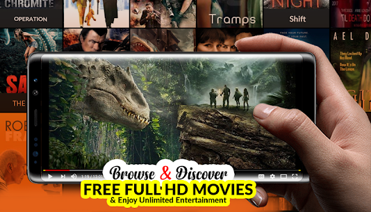 Free Full Movies – Free Movies App Download For Android 8