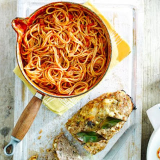 Meatloaf With Spaghetti Sauce Recipes