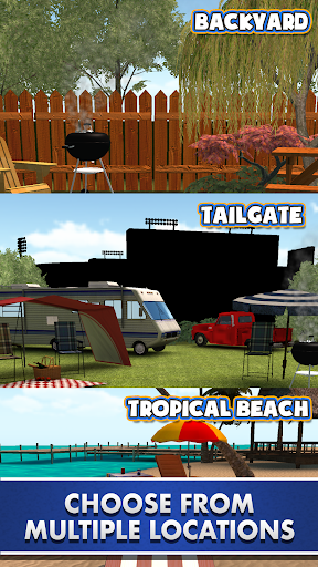 Cornhole Ultimate: 3D Bag Toss  screenshots 1