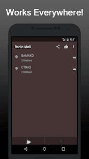 Radio Online Mali - Free Radios AM FM - náhled