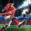 Final kick 2018: Online football icon