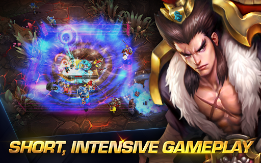 Iron League - Real-time Arena Teamfight  screenshots EasyGameCheats.pro 3