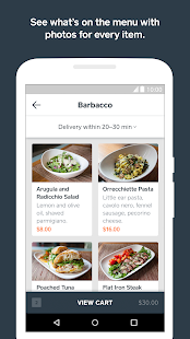 Food Delivery by Caviar- screenshot thumbnail