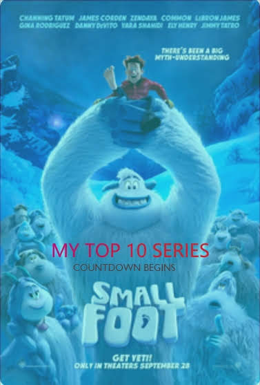 Smallfoot - Hollywood Movies Releasing In This September 2018​