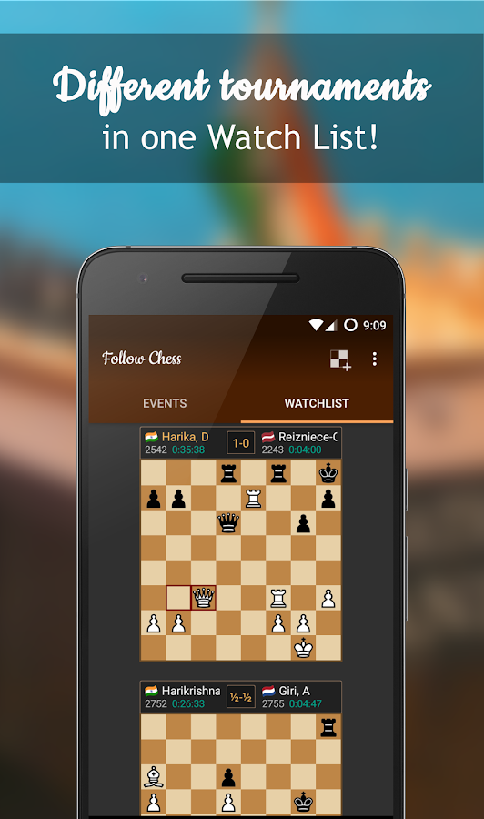 Follow Chess – Capture d'écran