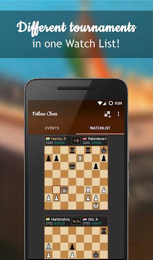 Follow Chess- screenshot thumbnail