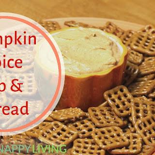 Pumpkin Spice Dip & Spread