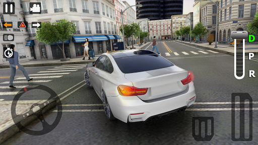 Driving Simulator M4 1.1 screenshots 14