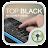Top Black GO Locker Theme logo
