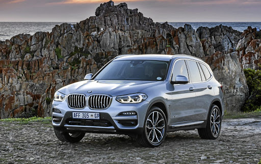 The latest X3 has grown in size and premium feel.  Picture: BMW