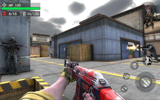 Counter Terrorist--Top Shooter 3D screenshot 13