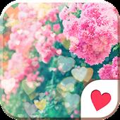 Cute wallpaper★Pink Garden