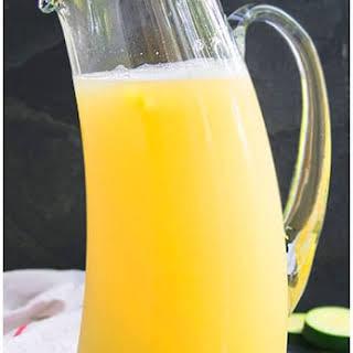 Sparkling Lemonade.