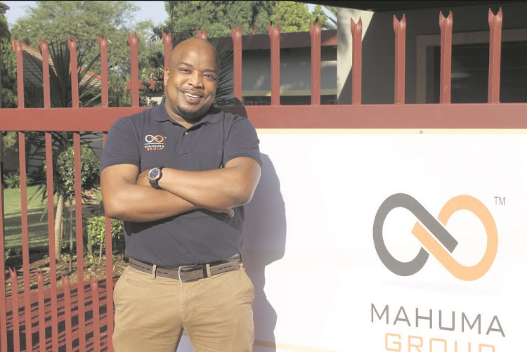 Leading player: Matome Rapetsoa is one of the leading lights in industrial theatre in South Africa. Picture: SUPPLIED
