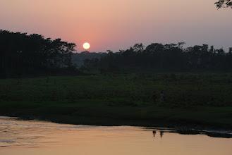 Photo: Sublime sunset