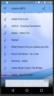 Adele MP3 - náhled
