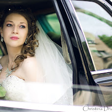 Wedding photographer Kristina Druzhinina (krisstiD). Photo of 02.06.2013