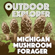 Michigan Mushroom Forager Map Morels Chanterelles Download on Windows