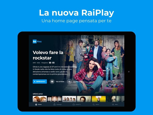 RaiPlay screenshot 8