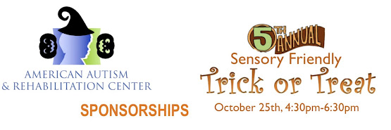 Sensory Friendly Trick-or-Treat Sponsorship